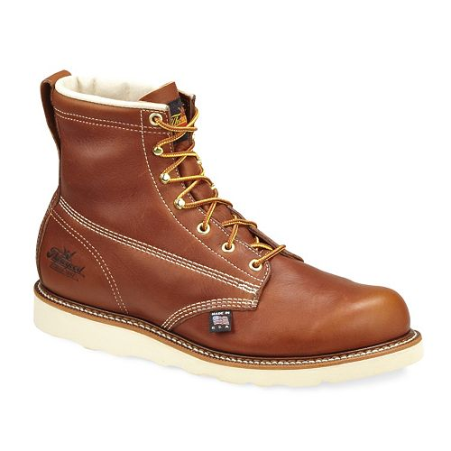 Thorogood American Heritage Men's Leather Work Boots