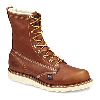 Thorogood American Heritage Men's Mid-Calf Steel-Toe Work Boots