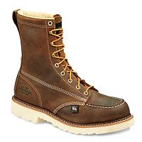 Thorogood American Heritage Classics Men's Mid-Calf Safety-Toe Work Boots