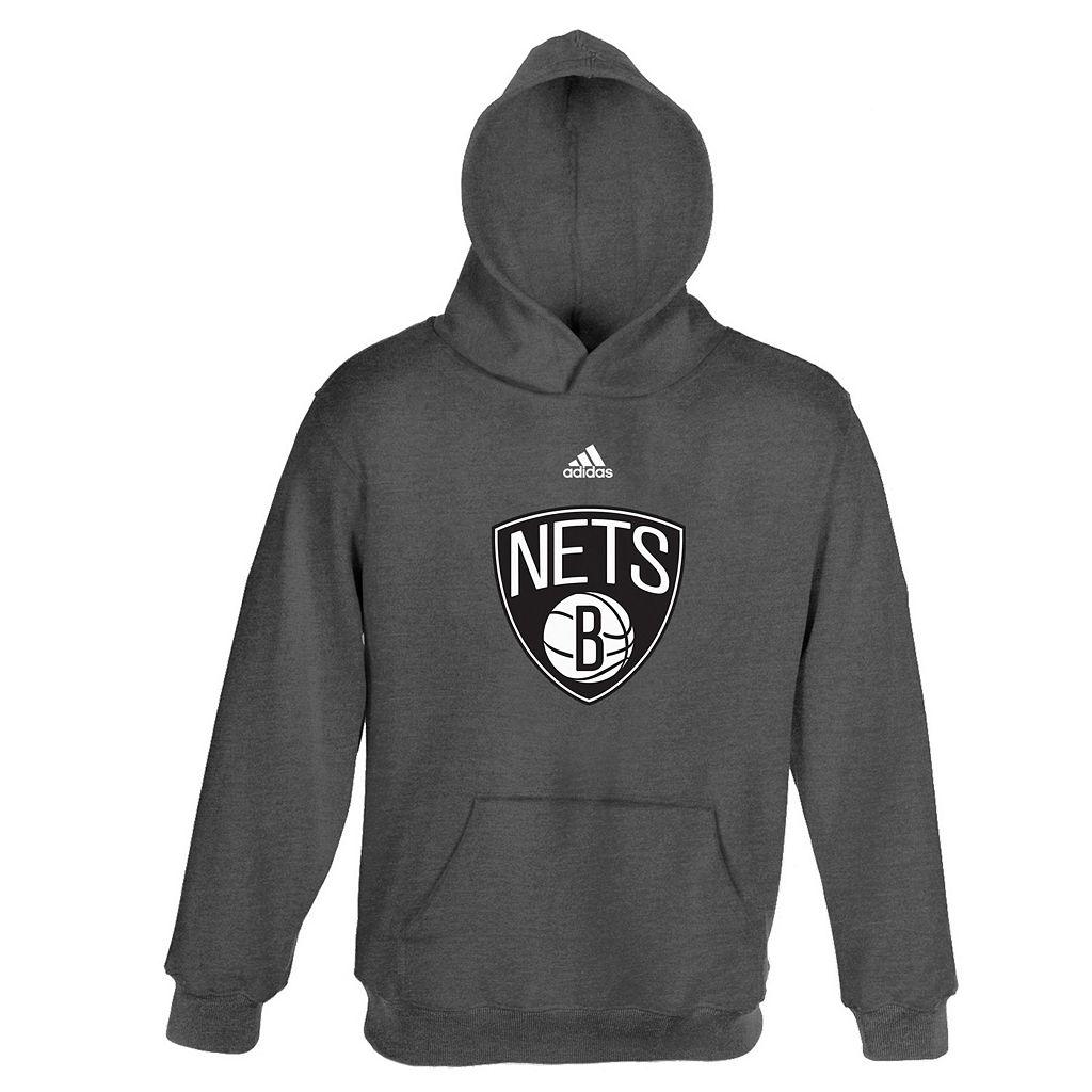 Boys 4-7 adidas Brooklyn Nets Fleece Hoodie