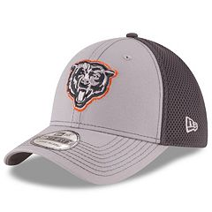 Adult New Era Chicago Bears Neo Grayed Out 39THIRTY Flex-Fit Cap