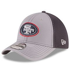 Adult New Era San Francisco 49ers Neo Grayed Out 39THIRTY Flex-Fit Cap