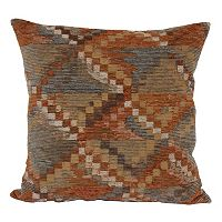 Ruffed Up Throw Pillow