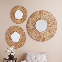 Linwood Wall Mirror 3-piece Set