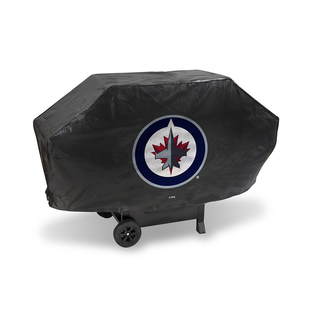 Winnipeg Jets Deluxe Grill Cover