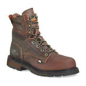 Thorogood American Heritage Classics Men's Steel-Toe Work Boots
