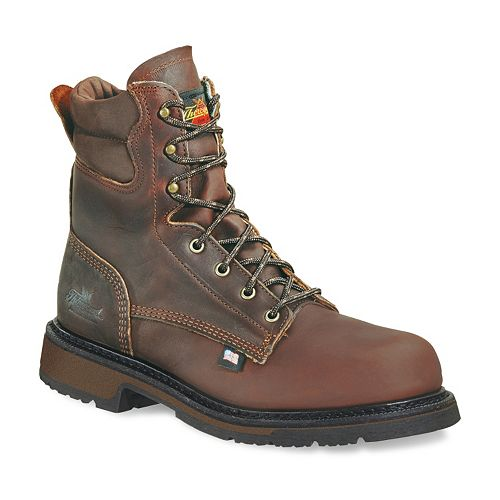 Thorogood American Heritage Classics Men's Steel-Toe Work Boots