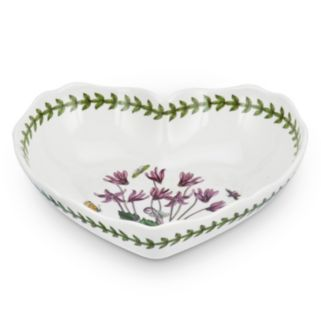 Portmeirion Botanic Garden Heart-Shaped Bowl