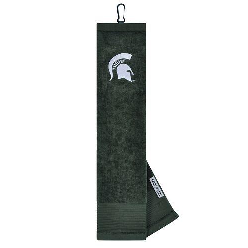 Team Effort Michigan State Spartans Tri-Fold Golf Towel