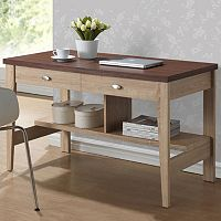 Baxton Studio Fillmore Writing Desk