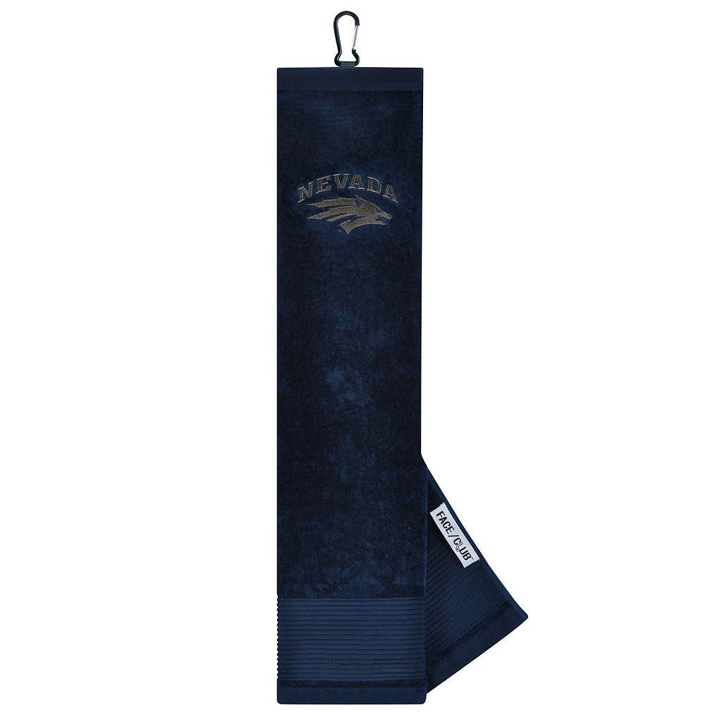 Team Effort Nevada Wolf Pack Tri-Fold Golf Towel