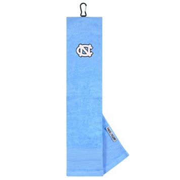 Team Effort North Carolina Tar Heels Tri-Fold Golf Towel