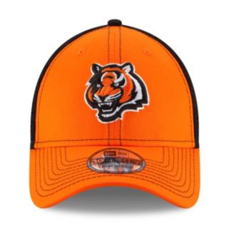 Adult New Era Cincinnati Bengals 39THIRTY Team Front Neo Fitted Cap