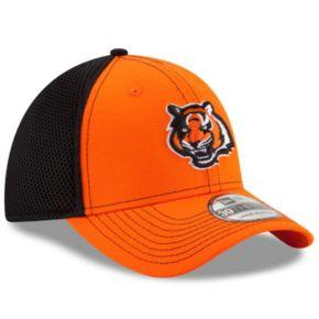 Adult New Era Cincinnati Bengals 39THIRTY Team Front Neo Fitted Cap