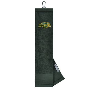 Team Effort North Dakota State Bison Tri-Fold Golf Towel