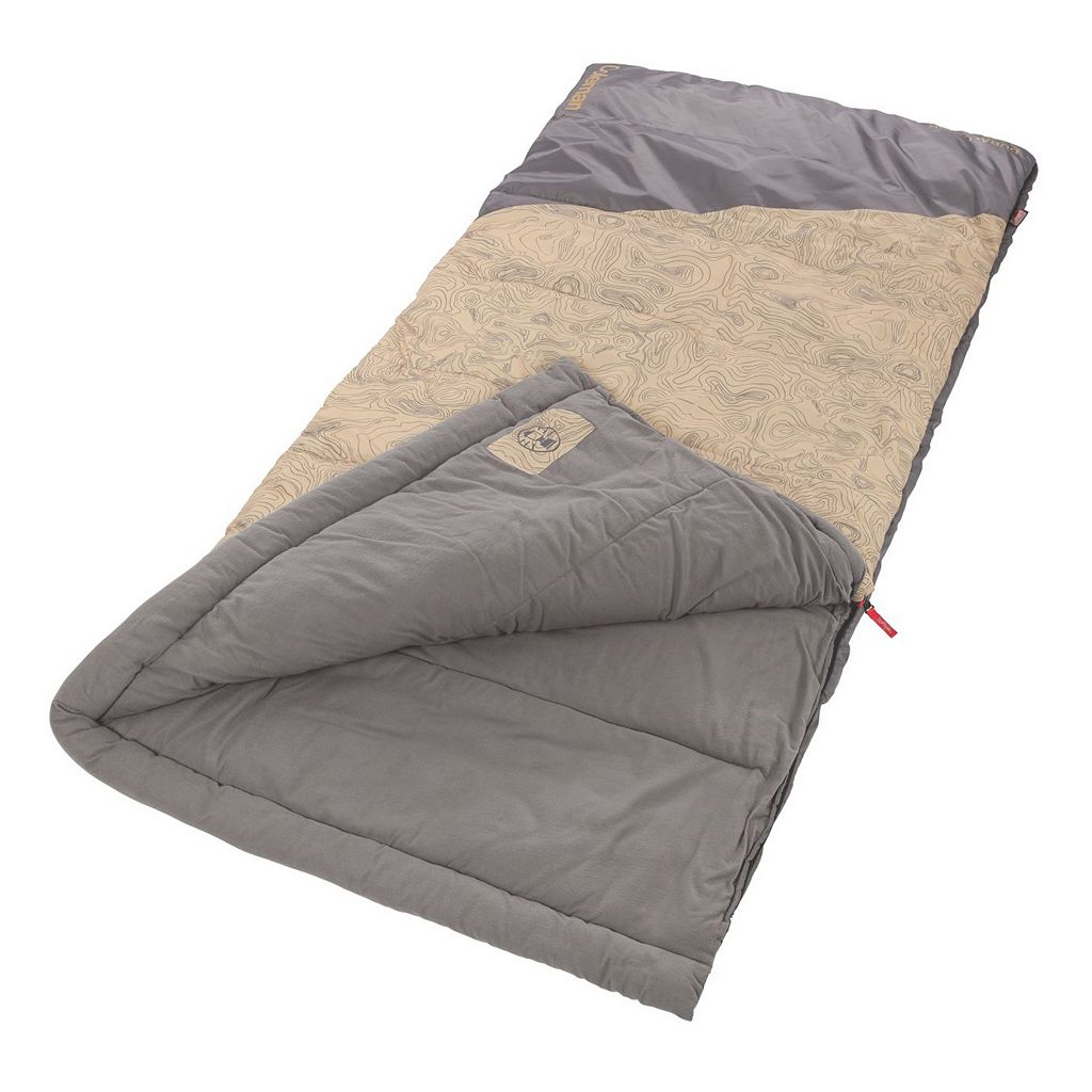 Coleman Big N Tall 30-Degree Oversized Sleeping Bag