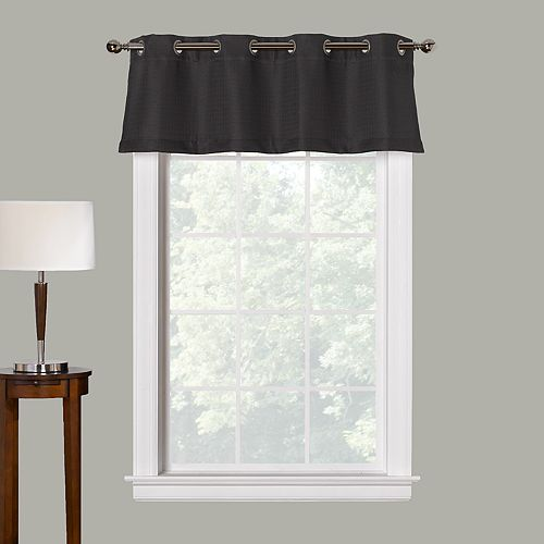 The Big One® Decorative Solid Window Valance