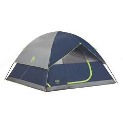 Coleman Sundome Refresh 6-Person Dome Tent