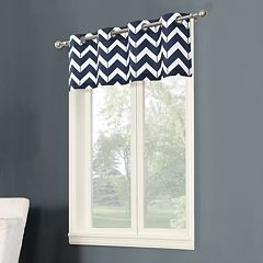 The Big One® Geometric Decorative Window Valance