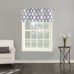 The Big One® Decorative Chevron Window Valance