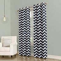 The Big One® Chevron Window Curtain Set