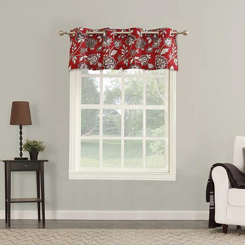 The Big One® Decorative Ani Floral Window Valance