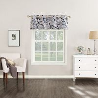 The Big One® Decorative Gia Paisley Window Valance