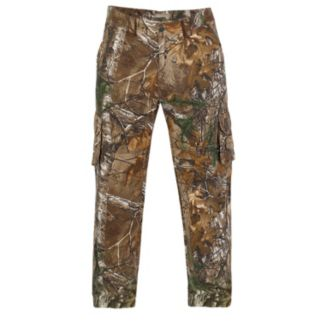 Men's Realtree Earthletics Modern-Fit Camo Cargo Pants