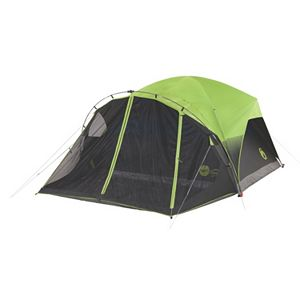 Coleman Carlsbad Dark Room 6-Person Dome Tent with Screen