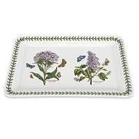 Portmeirion Botanic Garden 15.5-in. Rectangular Serving Tray