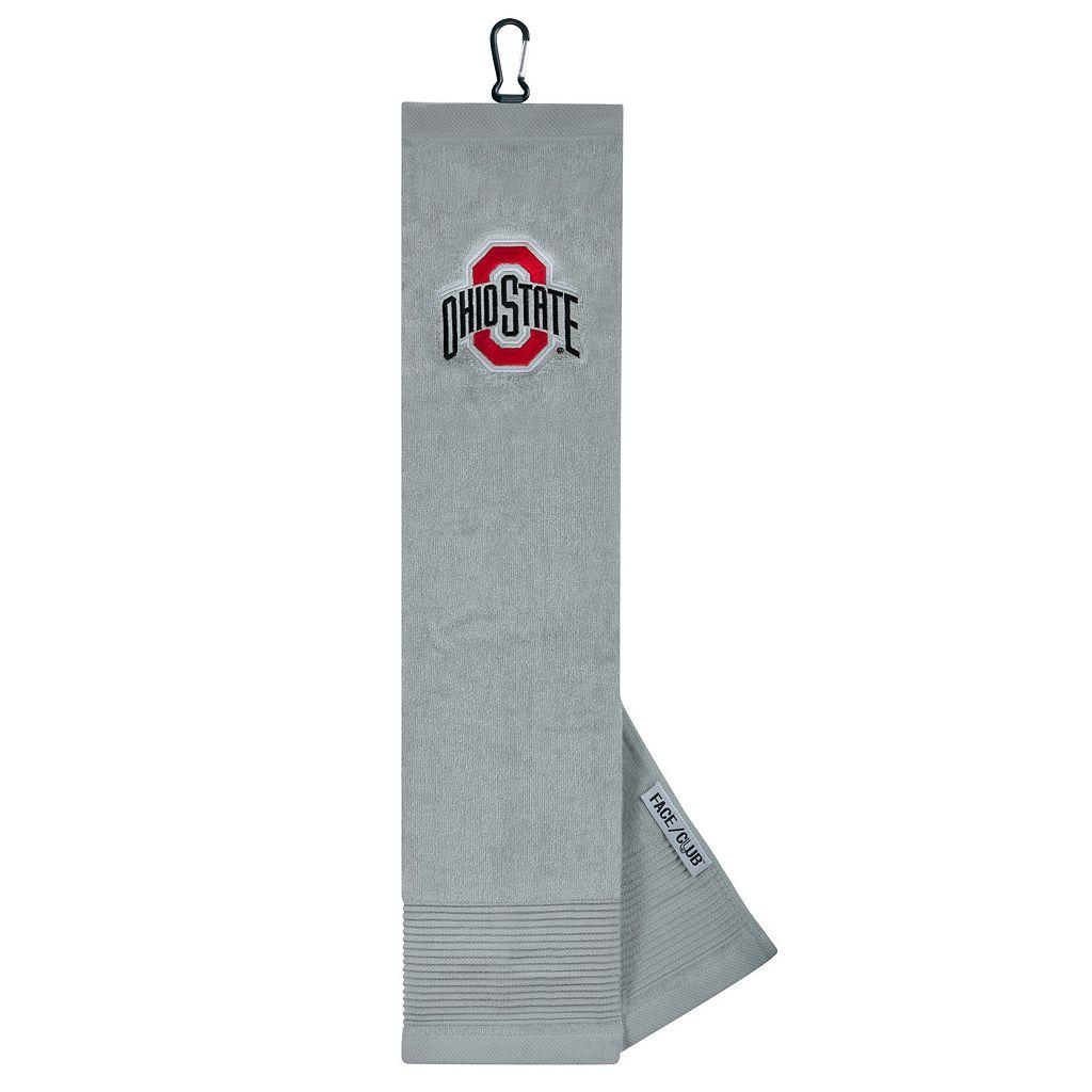 Team Effort Ohio State Buckeyes Tri-Fold Golf Towel