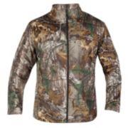 Men's Earthletics Modern-Fit Camo Microfleece Jacket