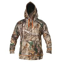 Men's Earthletics Modern-Fit Camo Fleece Hoodie