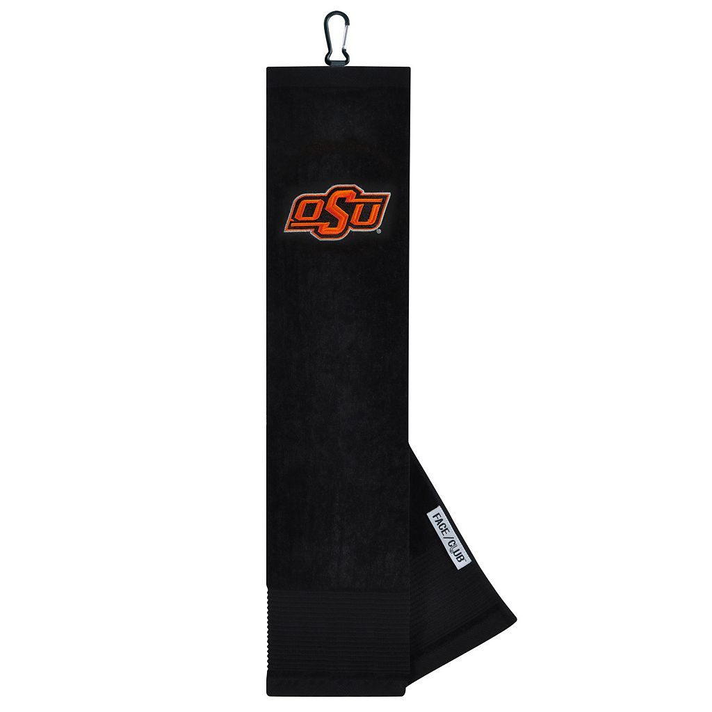 Team Effort Oklahoma State Cowboys Tri-Fold Golf Towel