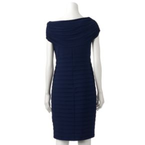 Women's Scarlett Shutter Stripe Sheath Dress