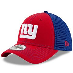 Adult New Era New York Giants 39THIRTY Team Front Neo Fitted Cap