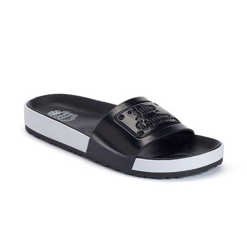 4ca3d8c7 Juicy Couture Women's Slide Sandals