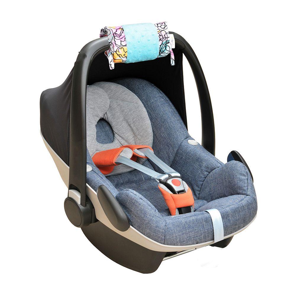 Itzy Ritzy Print Car Seat Handle Cushion