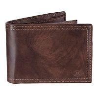 Men's Dockers RFID-Blocking Slimfold Wallet
