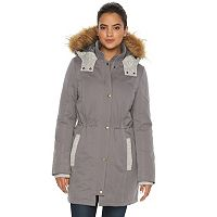 Women's Apt. 9® Hooded Anorak Parka