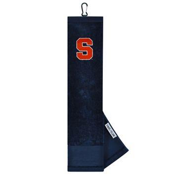 Team Effort Syracuse Orange Tri-Fold Golf Towel