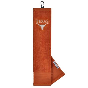 Team Effort Texas Longhorns Tri-Fold Golf Towel