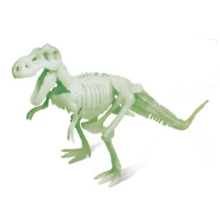 Geoworld Jurassic Night Glow-in-the-Dark Dinosaur Assembly Kit