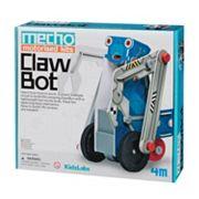 Toysmith 4M Kidz Labs Mecho Motorized Claw Bot Science Kit