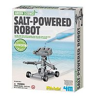 Toysmith 4M Salt-Powered Robot Science Kit