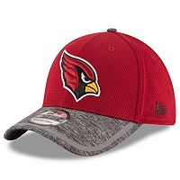 Adult New Era Arizona Cardinals 39THIRTY Training Camp Fitted Cap