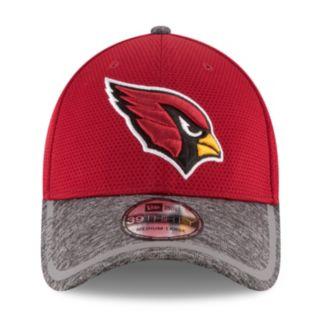 Adult New Era Arizona Cardinals 39THIRTY Training Camp Fitted Cap