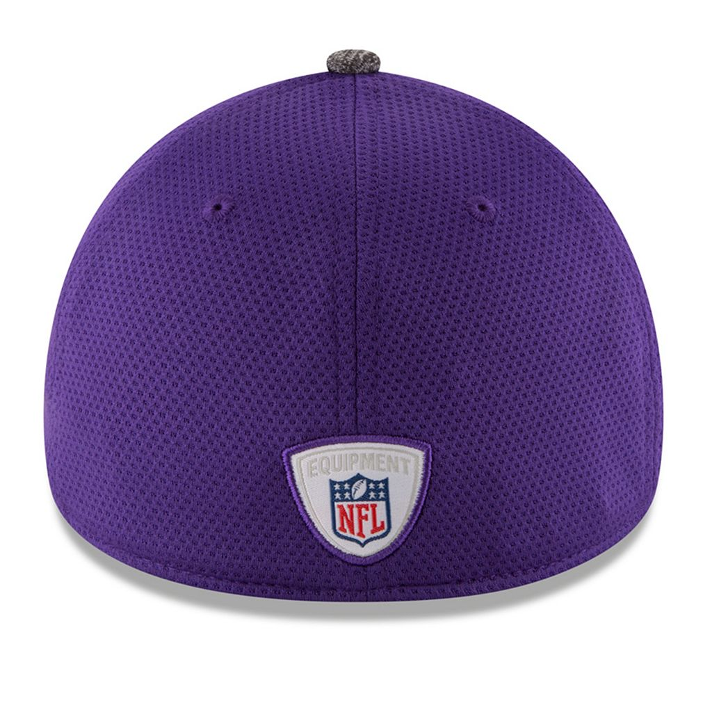 Adult New Era Minnesota Vikings 39THIRTY Training Camp Fitted Cap