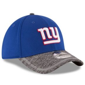 Adult New Era New York Giants 39THIRTY Training Camp Fitted Cap