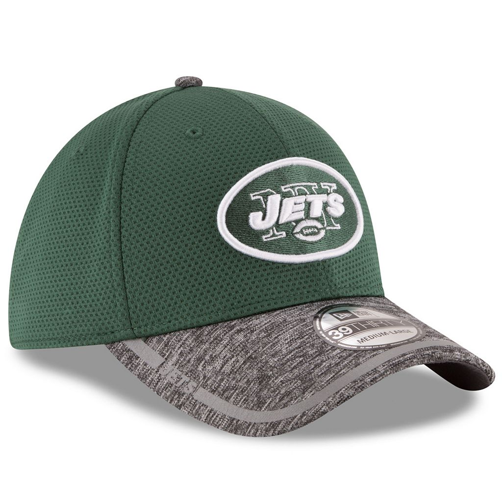 Adult New Era New York Jets 39THIRTY Training Camp Fitted Cap